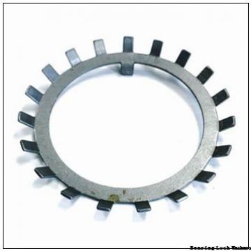 Standard Locknut W 034 Bearing Lock Washers
