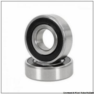 INA NATR15-X-PP Crowned & Flat Yoke Rollers