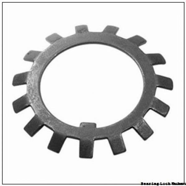 Link-Belt W09 Bearing Lock Washers #2 image