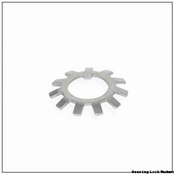 Standard Locknut W 026 Bearing Lock Washers #3 image